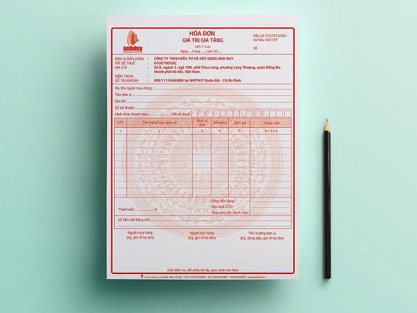 Hóa đơn đỏ là gì? 3 Điều cần biết về hóa đơn đỏ